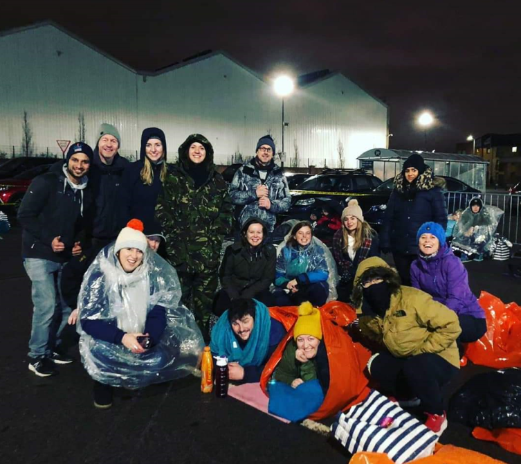 Double Match Funding for The World's Big Sleep Out Trust