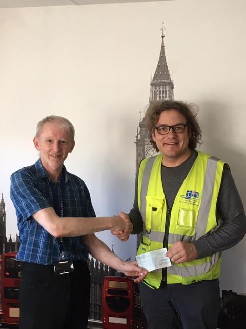 Tim Havard Champions Tilbury Seafarers Centre