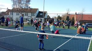 Helping to make tennis accessible for all in East Scotland