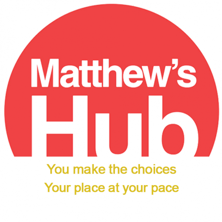 Matthew's Hub receives £500 grant from the Matthew Good Foundation