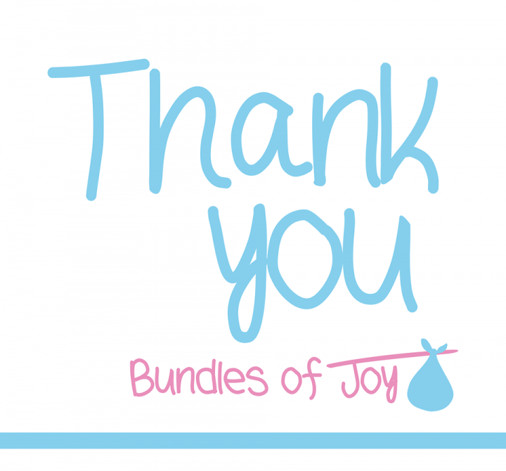 Bundles of Joy receives £1,000 from the Matthew Good Foundation