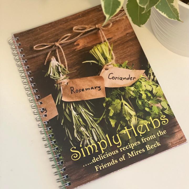 [Project Update] Friends of Mires Beck Nursery Herb Recipe Book a Huge Success