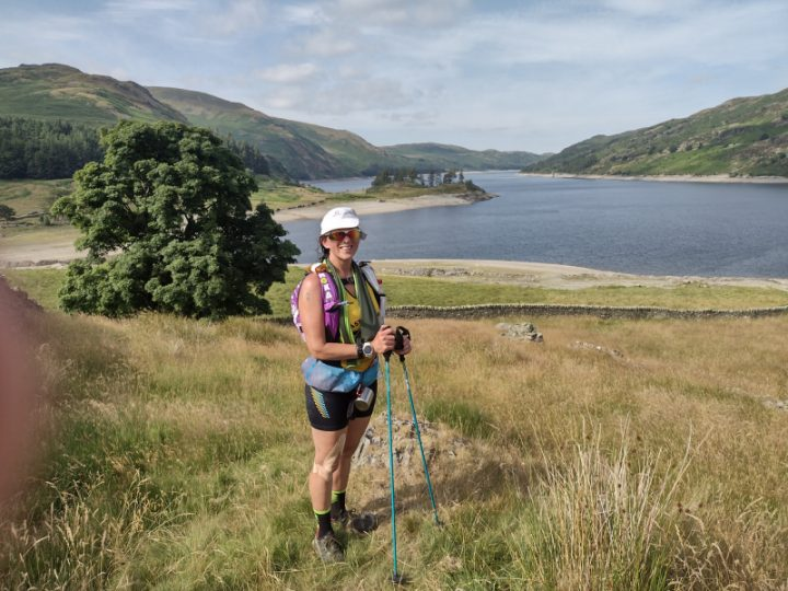Hayley completes the Lakeland 50 and raises £2,700 for MIND