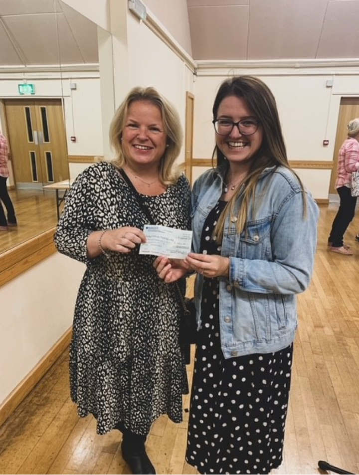Curtain Up Productions receives £1,000 towards children's summer school