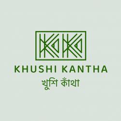 Khushi Kantha Logo
